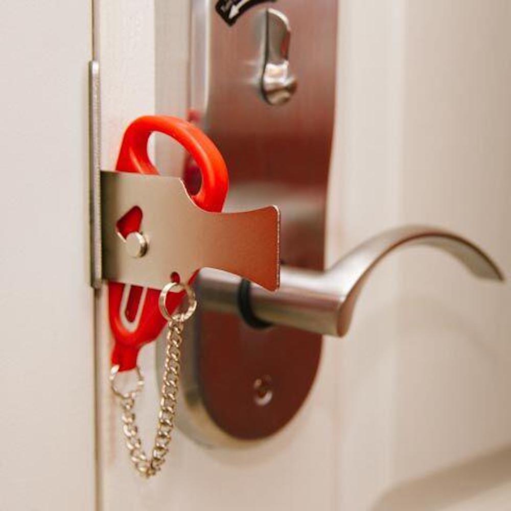 ADDALOCK The Portable Door Lock 攜帶型防盜門鎖