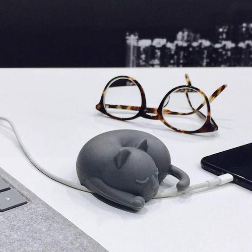 THE DAYDREAMER STUDIO   Cat Cable Organiser 貓眯集線器 (共2色)
