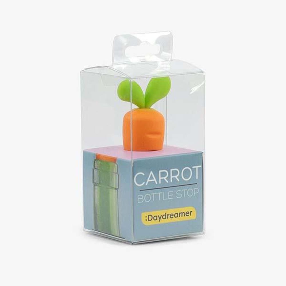 THE DAYDREAMER STUDIO | Carrot Bottle Stop 蘿蔔酒瓶塞