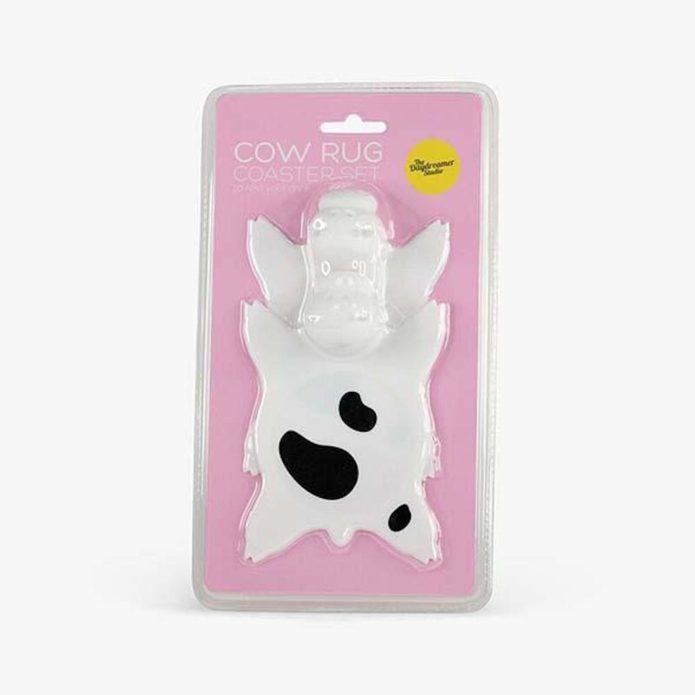 THE DAYDREAMER STUDIO | Cow Coaster 小牛杯墊 (2入/組)