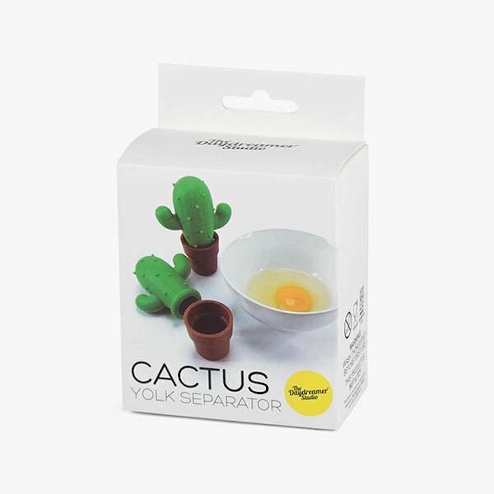 THE DAYDREAMER STUDIO | Cactus Yolk Separator 仙人掌吸蛋黃器