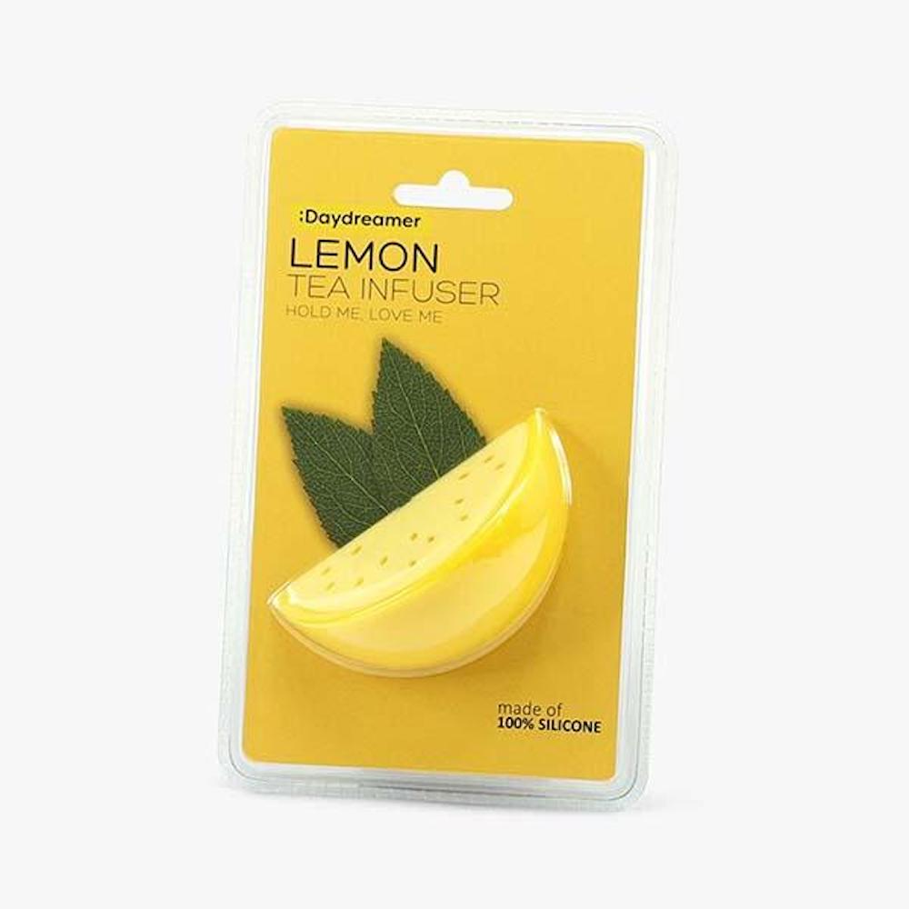 THE DAYDREAMER STUDIO   Lemon Tea Infuser 檸檬角濾茶器