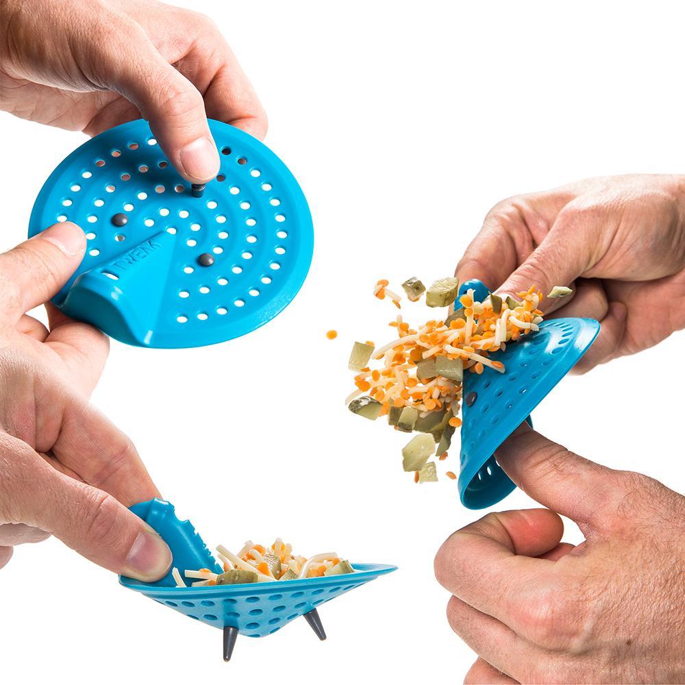 TWEAK TWEAK Strainer 不沾手水槽濾網 - 3入(藍/綠/灰)