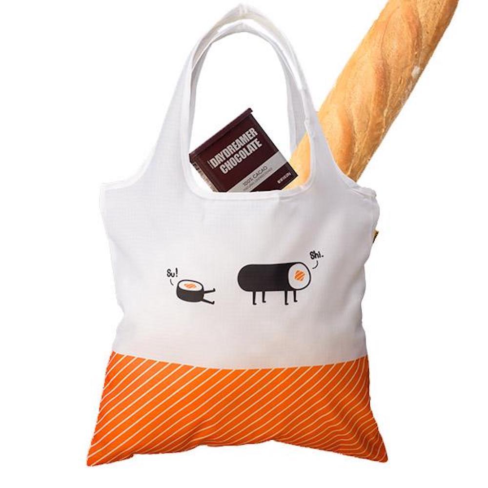 THE DAYDREAMER STUDIO | 壽司捲捲購物袋 (共3款)