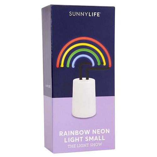 SHARKTANK-SUNNYLIFE|彩虹霓虹燈 - 小