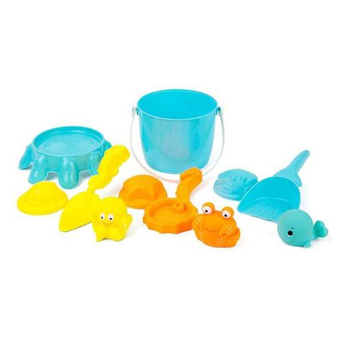 SHARKTANK-SUNNYLIFE 小孩沙灘玩具組