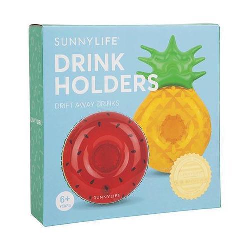 SHARKTANK-SUNNYLIFE 水果沙拉充氣飲料架組