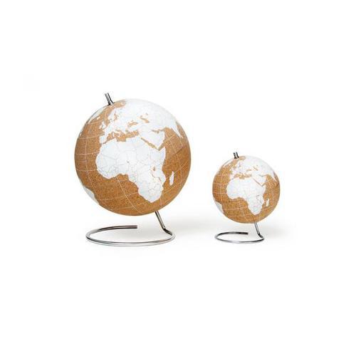 SUCK UK|環遊世界軟木地球儀-小款