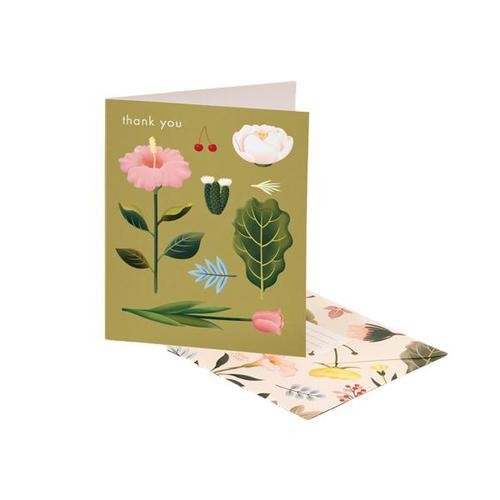 CLAP CLAP DESIGN|花卉萬用卡