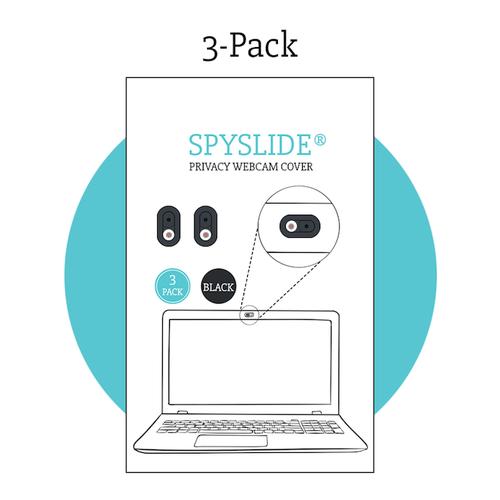 SPY-FY|最薄前鏡頭不鏽鋼防窺蓋 (3入組)
