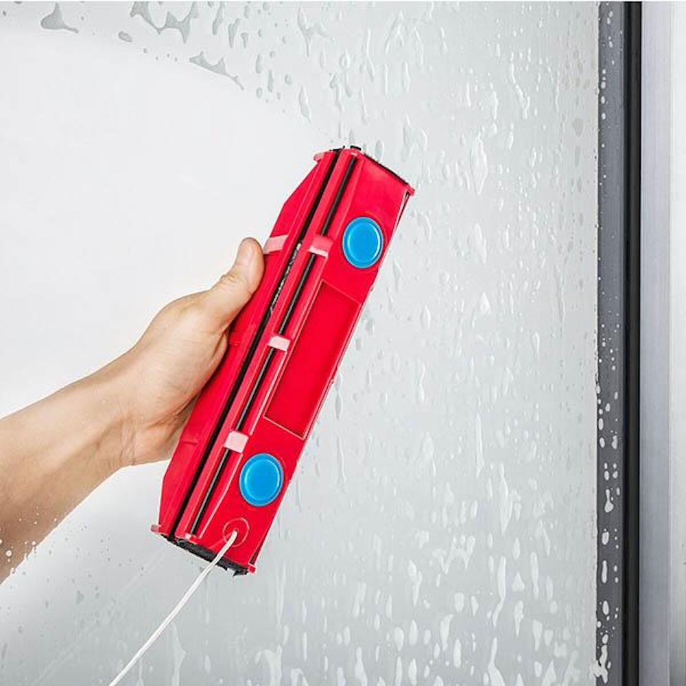 TYROLER| TYROLER D3 雙面擦窗神器 (適用 20-28 mm 厚度玻璃)