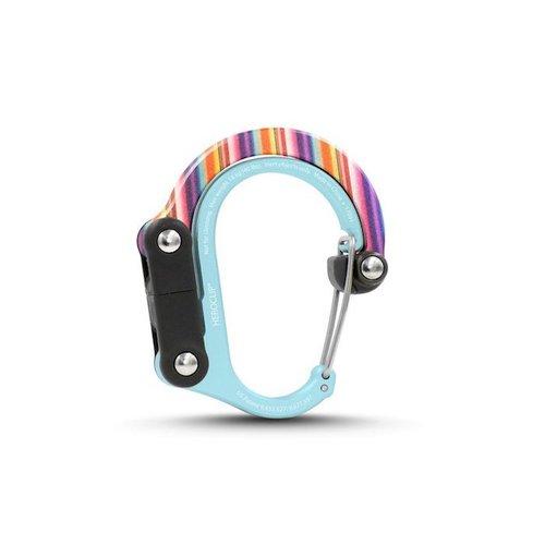 HEROCLIP Mini 多功能扣環掛鉤 -彩虹