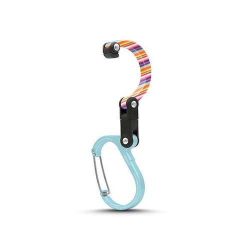 HEROCLIP|Mini 多功能扣環掛鉤 -彩虹