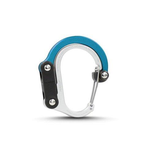 HEROCLIP|Mini 多功能扣環掛鉤 -藍