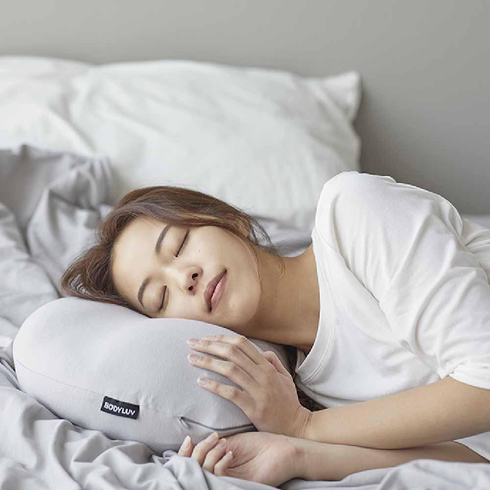 【集購】BODYLUV 全新二代 3D人體工學抗菌麻藥枕頭