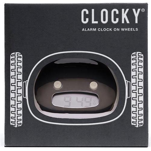 CLOCKY | 落跑鬧鐘 (金屬款)-美國原廠正版授權