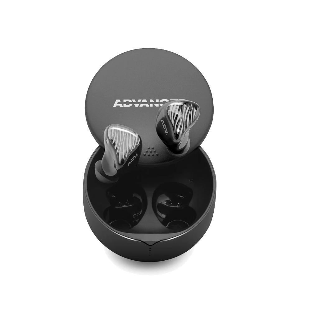 ADVANCED|世界首創3D列印真無線耳機 (共兩色)