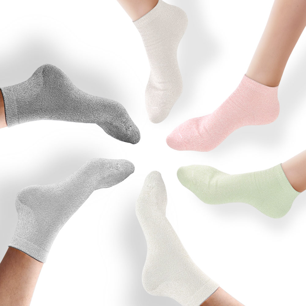 Washi Socks|和紙襪  大尺寸(丹寧藍)
