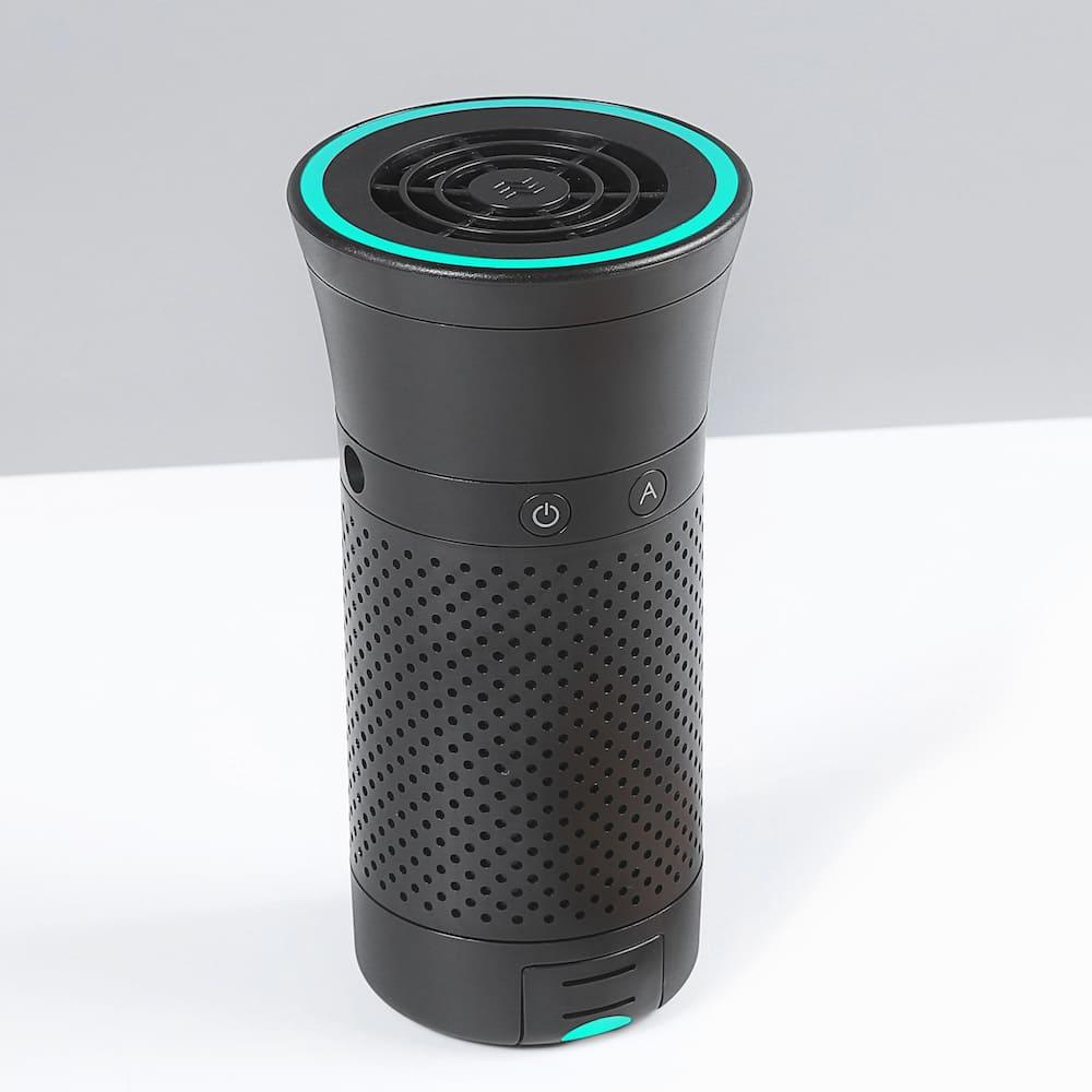 Wynd Plus|智能個人空氣淨化器-黑色