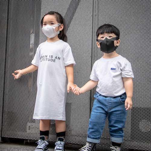 NCI Pharmatech|3D立體 兒童過濾口罩 (30 入 六盒)