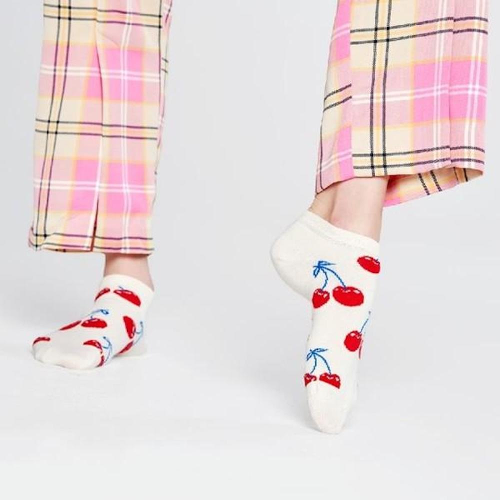 HAPPY SOCKS|櫻桃踝襪 (36-40)