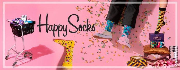 (複製)HAPPY SOCKS 彩色貓襪 (36-40)