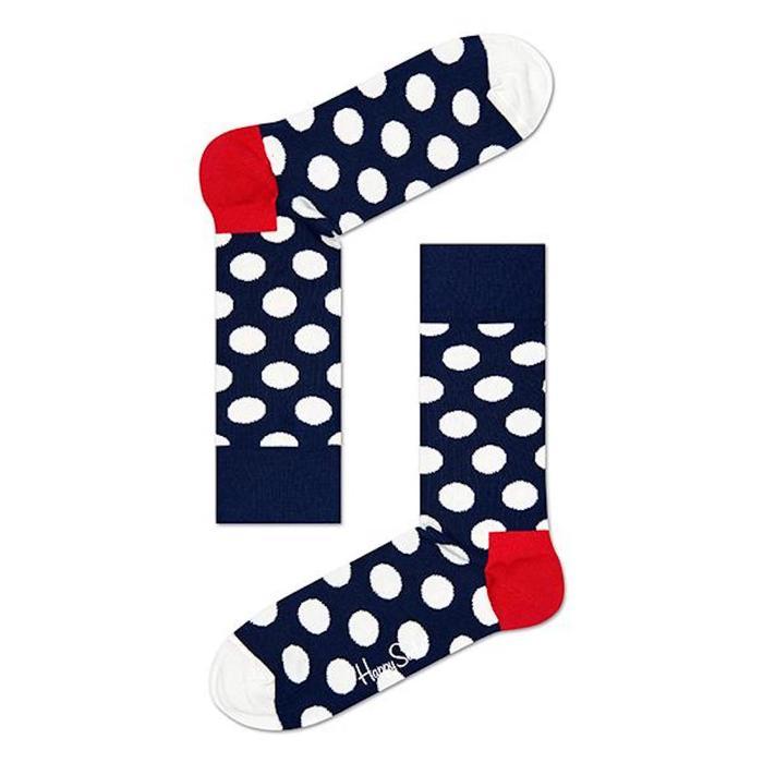 (複製)HAPPY SOCKS|三色方格花紋襪 (36-40)