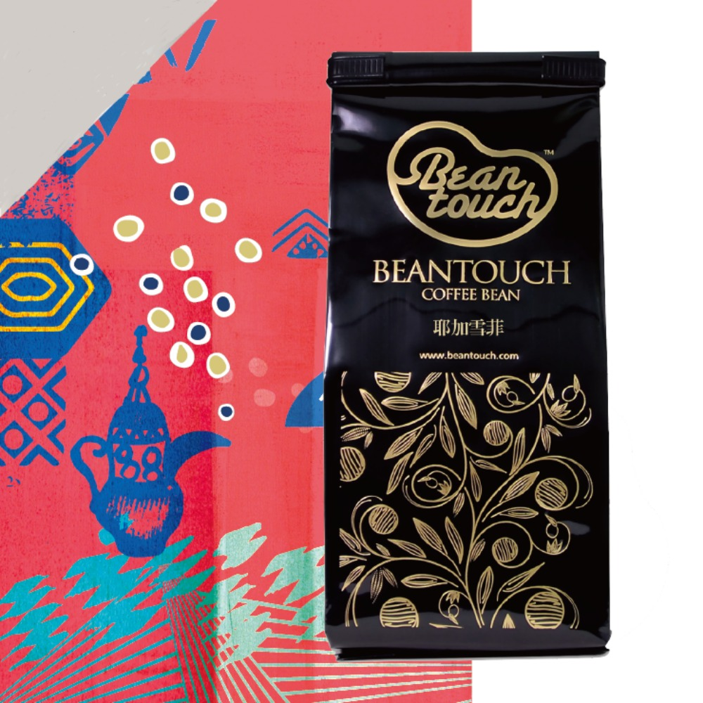 Beantouch|耶加雪菲 咖啡豆 一磅460G