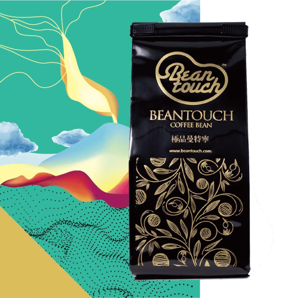 Beantouch 極品曼特寧 咖啡豆 半磅230G