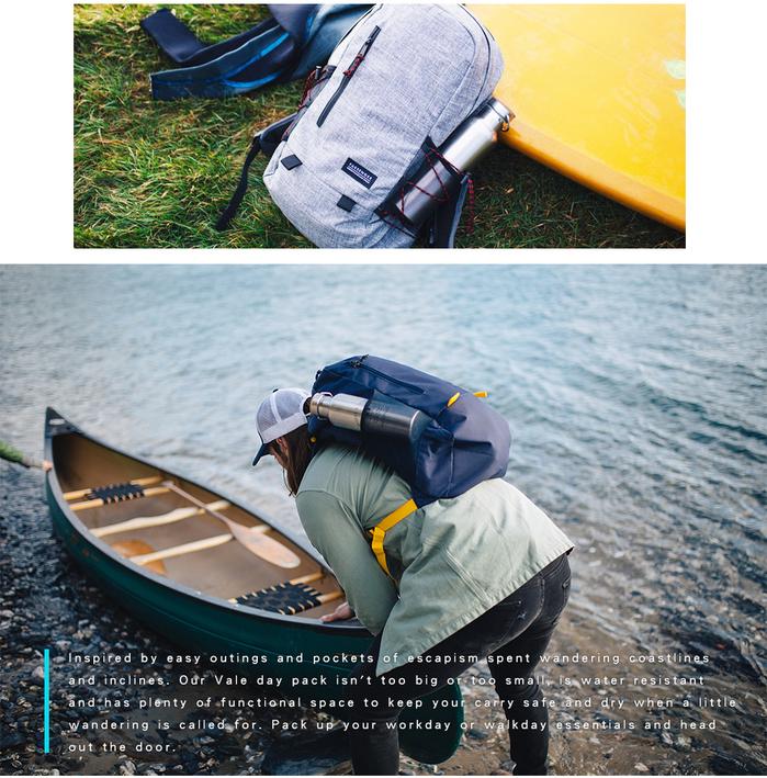 (複製)(複製)英國 PASSENGER|RAMBLER 旅行戶外多功能輕量型背包 (NAVY)