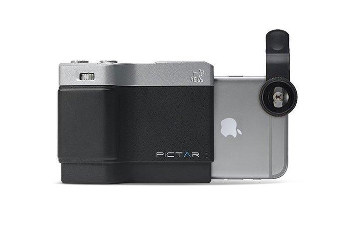 (預購) Miggo  Pictar One Plus Mark II 智能手機相機手柄