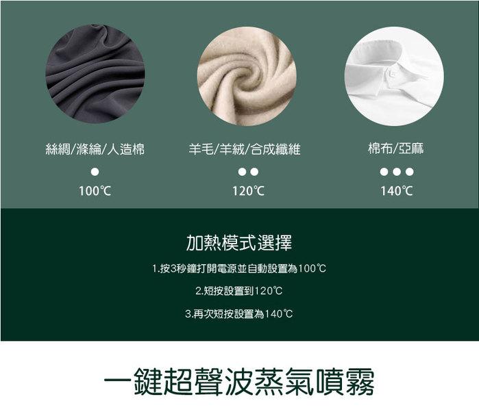 【集購】Írõõn |無線便攜式超聲波蒸氣快熱熨斗  (4色)