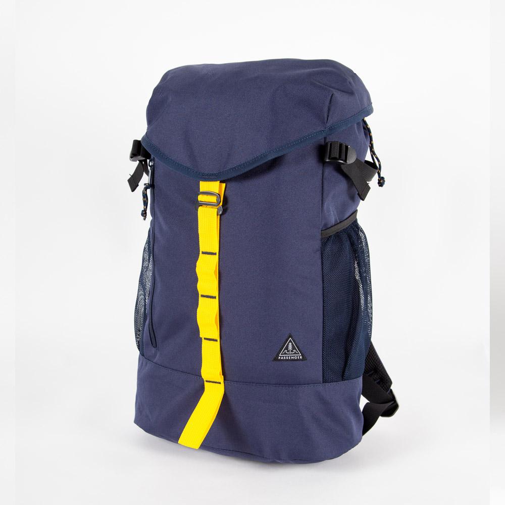 英國 PASSENGER|RAMBLER 旅行戶外多功能輕量型背包 (NAVY)