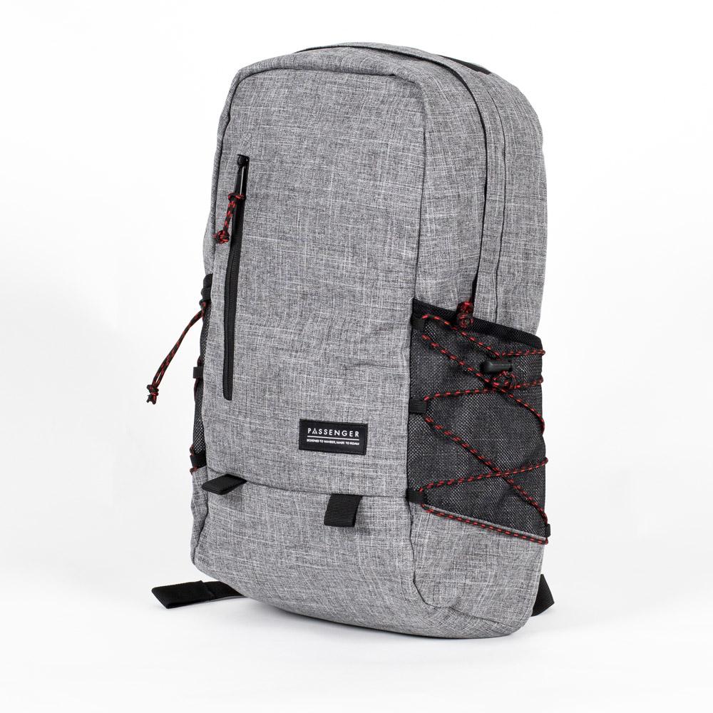 英國 PASSENGER|VALE 旅行戶外多功能輕量型背包 (GREYMARL)
