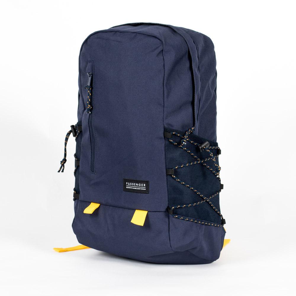 英國 PASSENGER VALE 旅行戶外多功能輕量型背包 (NAVY)