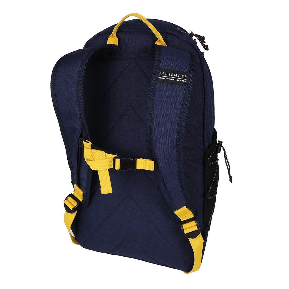英國 PASSENGER|VALE 旅行戶外多功能輕量型背包 (NAVY)