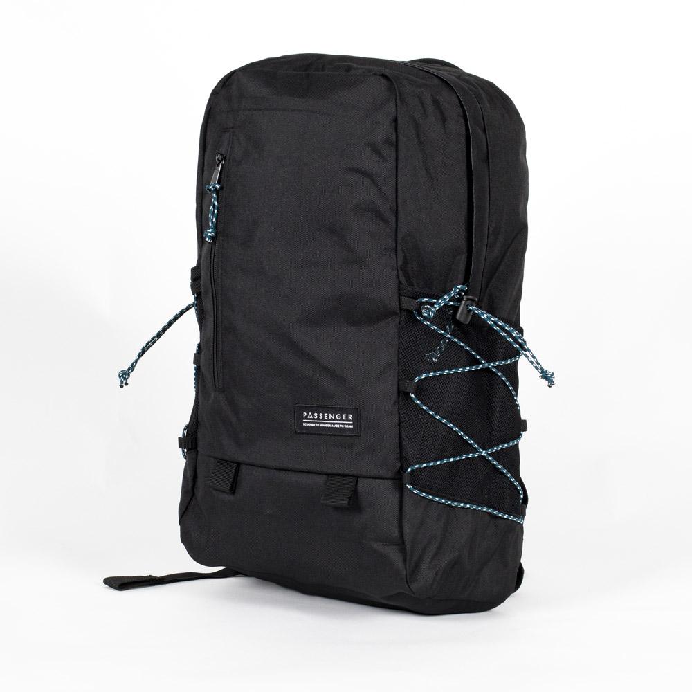 英國 PASSENGER|VALE 旅行戶外多功能輕量型背包 (BLACK)