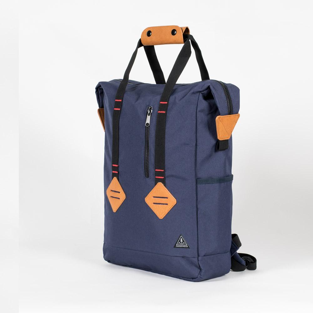 英國 PASSENGER GOOD TIMES COOLER BACKPACK 旅行戶外手提雙肩 多功能保冷冰袋背包 (NAVY)