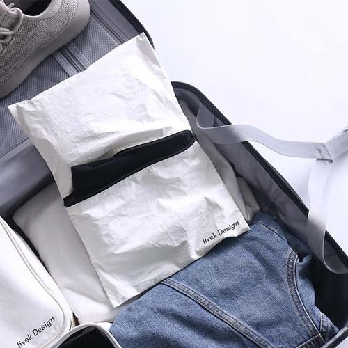 香港livek Design|杜邦材質 抗撕裂防水旅行收納包(3件組)