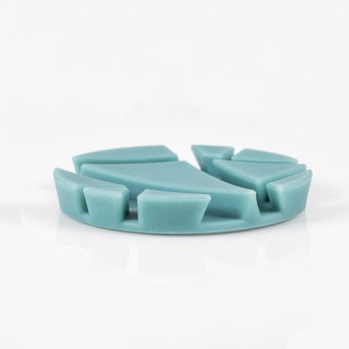 德國muemma|PROP Coaster 萬能杯墊二入組 (湖水藍)