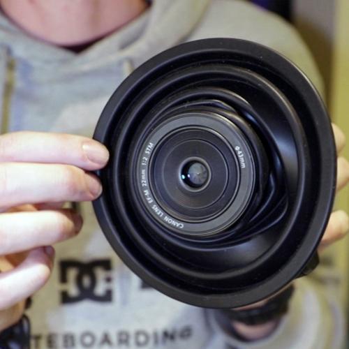 英國ULH 反光神器 專業鏡頭遮光罩 ULHmini(手機適用)