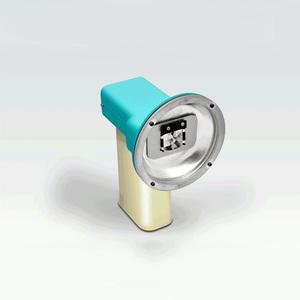 Escura Instant 60s 外接閃光燈-藍 (附多色濾光片)