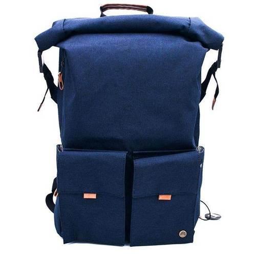 加拿大 PKG|LB01 城市戶外多功能背包 雙肩包 (Midnitght Blue)