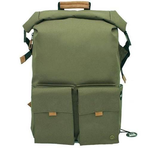 加拿大 PKG LB01 城市戶外多功能背包 雙肩包(Oliver Green)