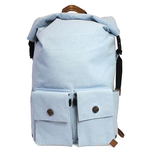 加拿大 PKG|LB01 城市戶外多功能背包 雙肩包(CHAMBRAY LIGHT BLUE)