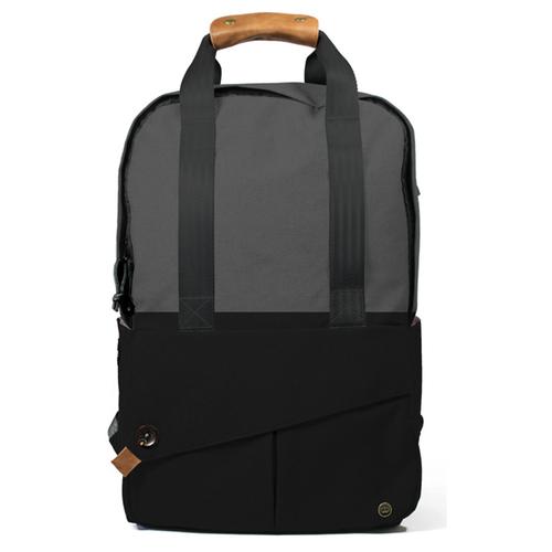加拿大 PKG|LB08 TOTE PACK 城市戶外 手提雙肩多功能包(GREY BLACK)