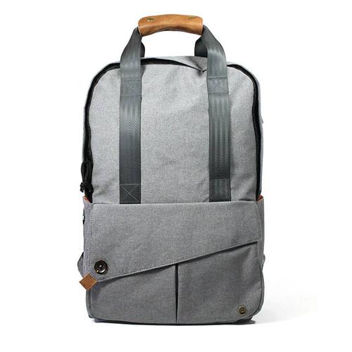 加拿大 PKG|LB08 TOTE PACK 城市戶外 手提雙肩多功能包(Light Grey)
