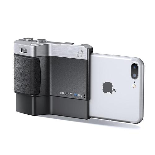 Miggo Pictar One Plus II Camera Grip 手機殼(粉紅)  iPhone 6+/6S+/7+/8+/X/XS/XS Max/XR