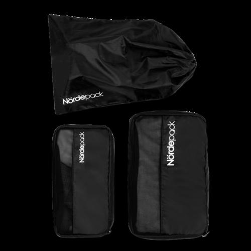 Nordepack|都市旅人系列 Packing Cube 多功能旅行收納組