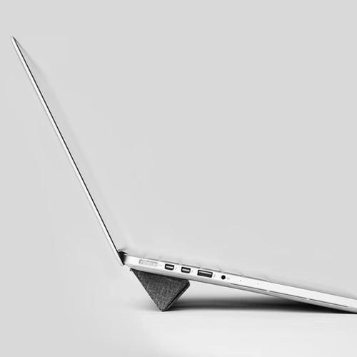 Flipfold|超輕便 快速折疊 筆電支撐架 (2入組)